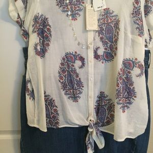 Lucky Brand shirt by Peter Dunham